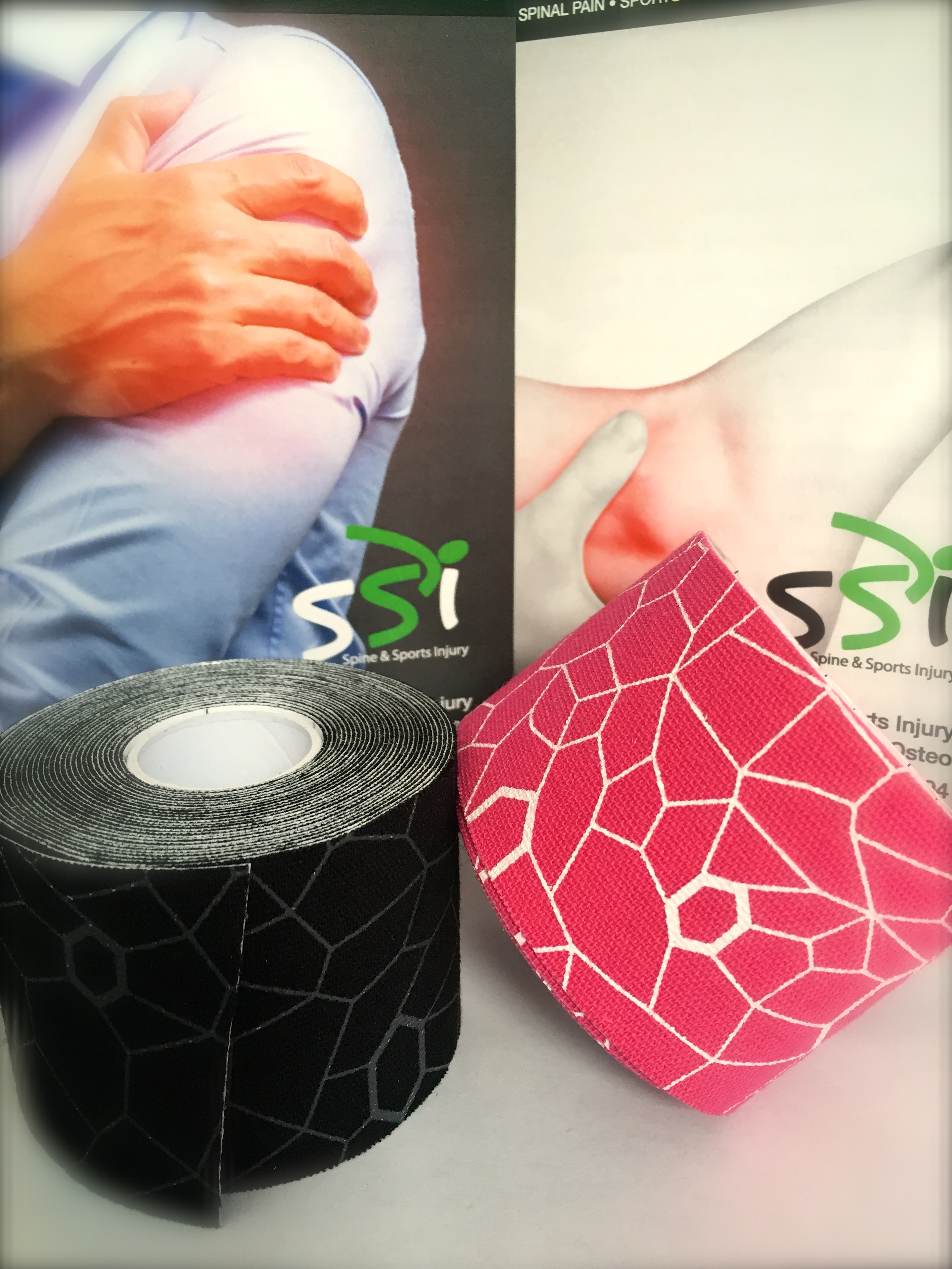 Spine and Sports Injury Sports Tape